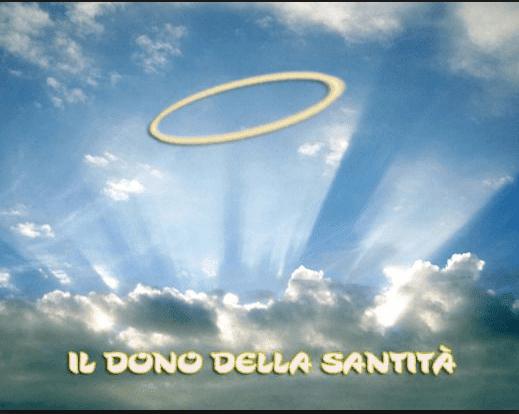 Risultati immagini per il peccato non è un ostacolo alla santità