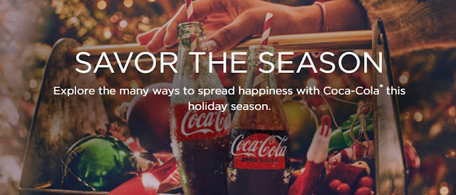 Coca-Cola Holiday Instant Win Game