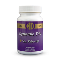 HDI Dynamic Trio + Saw Palmetto