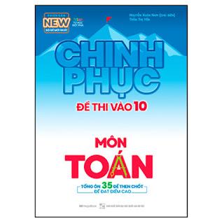 Chinh Phục Đề Thi Vào 10 Môn Toán (Tái Bản) ebook PDF-EPUB-AWZ3-PRC-MOBI