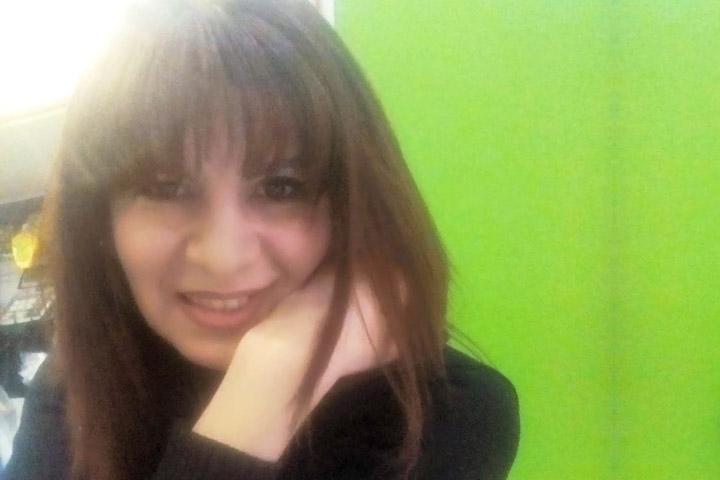 Оксана Лободяк, редакторка розділу «Творчість наших читачів»