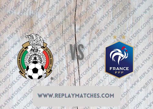 Mexico U23 vs France U23 -Highlights 22 July 2021