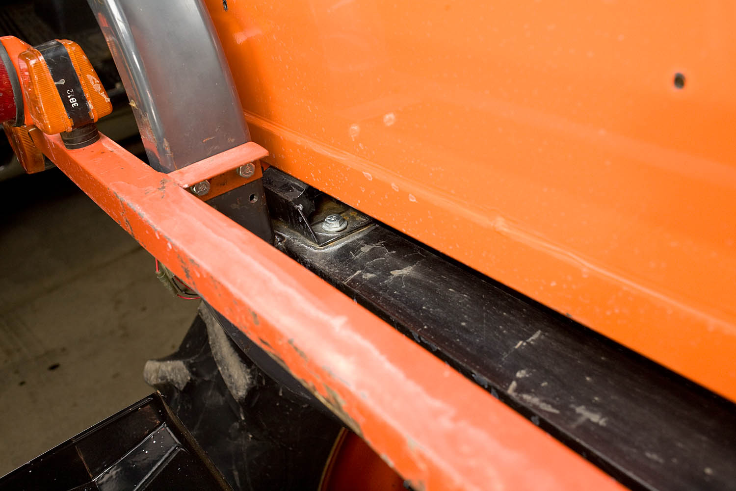Life on Highway 9: Building a tractor cab