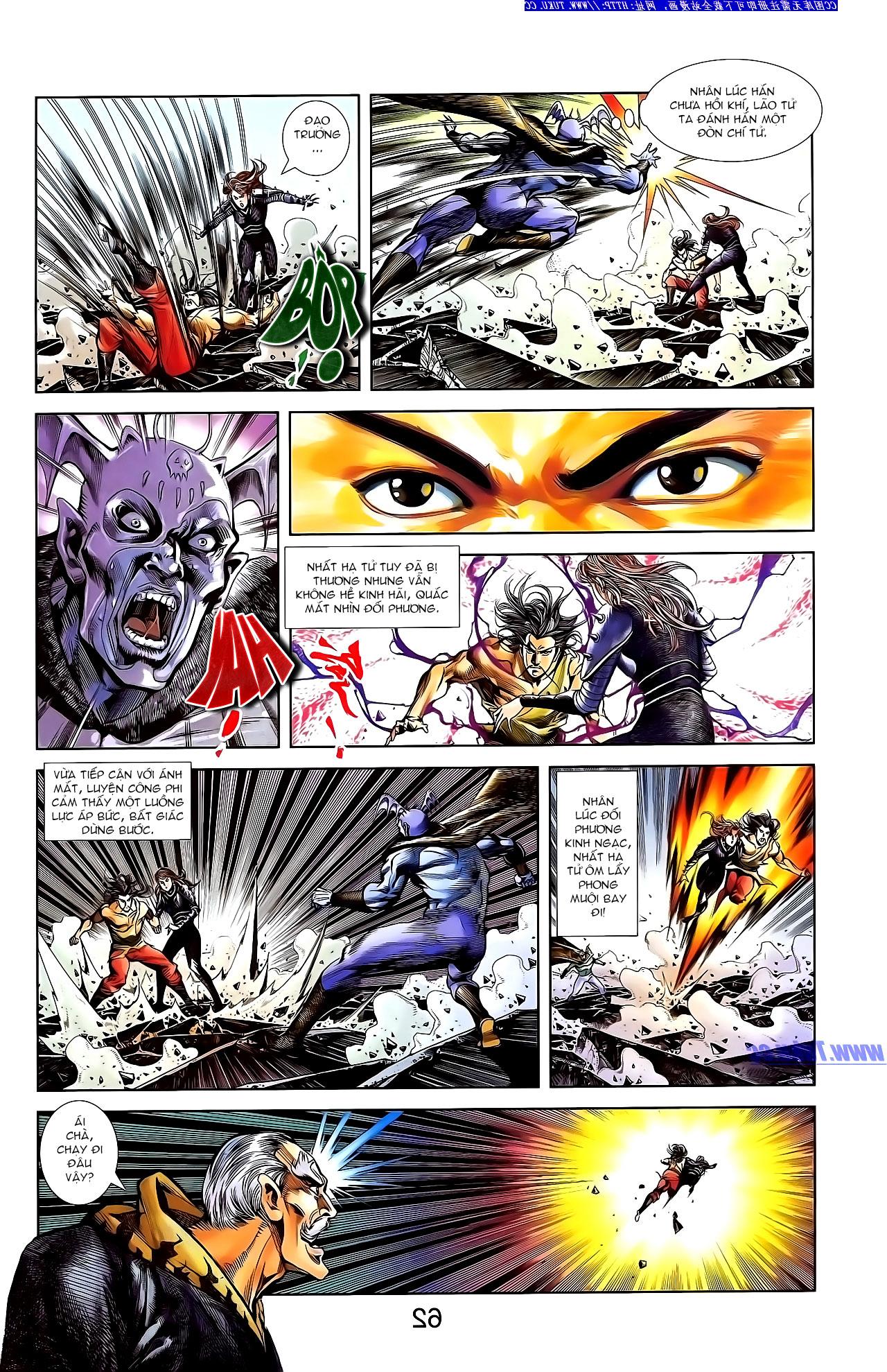 Cơ Phát Khai Chu Bản chapter 141 trang 7