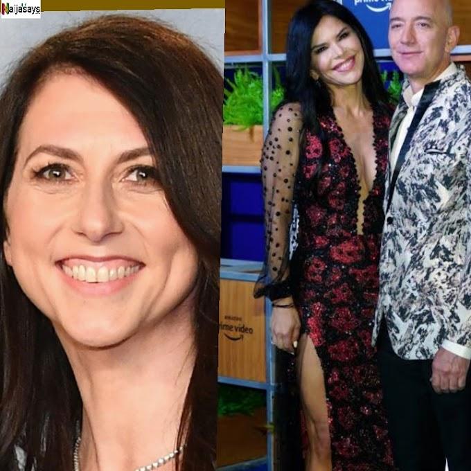 MacKenzie Scott, Jeff Bezos's ex-wife gave out 2.7B to needy