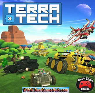 TerraTech Full Version PC Game Free Download
