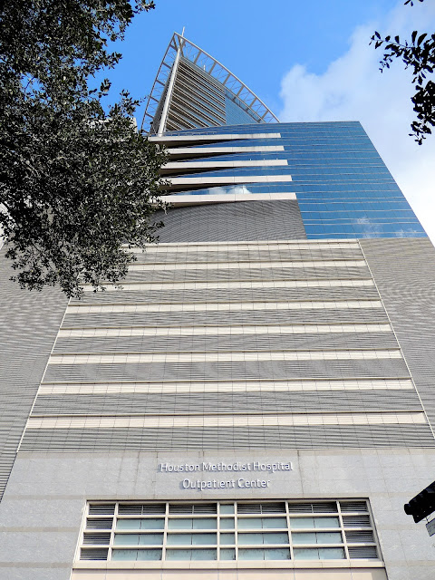 Houston Methodist Hospital Outpatient Center - Main Street facade
