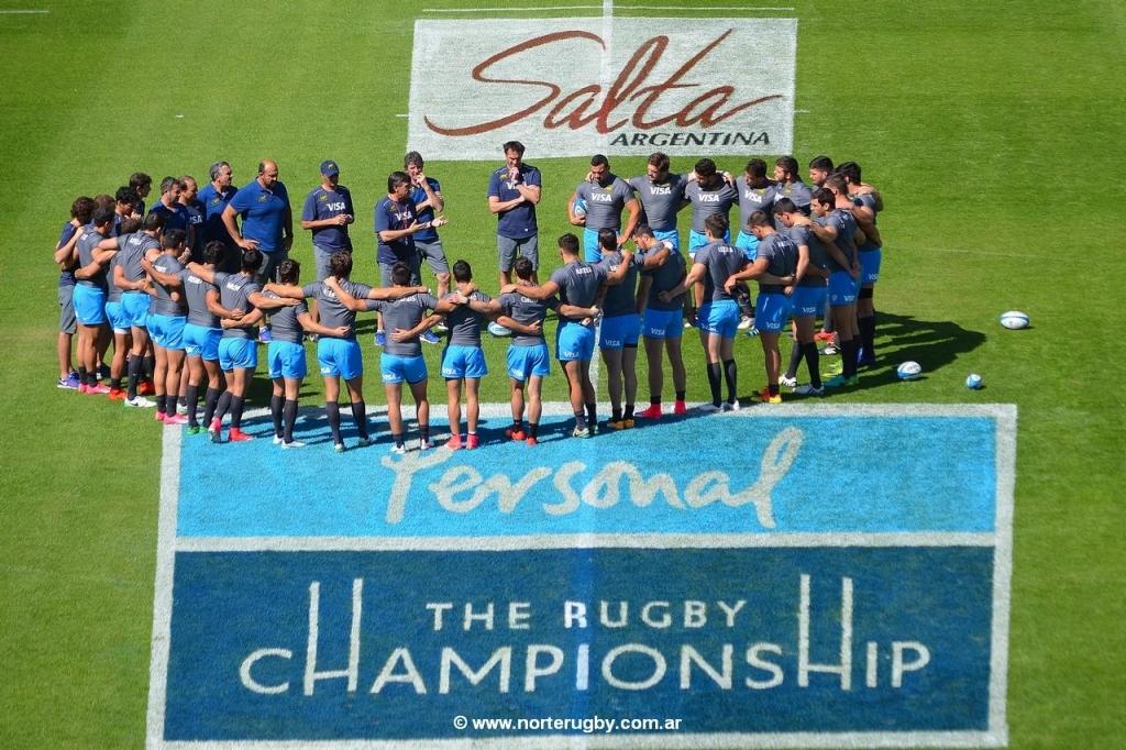 El Rugby Championship 2020 se jugará en Australia