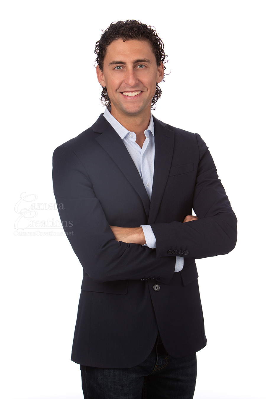 Attorney business headshot
