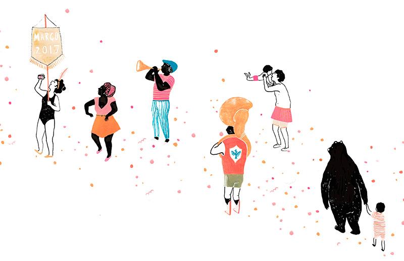 Ilustração: Bruna Barros