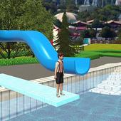Game Water Slide Downhill Rush Mod Apk7