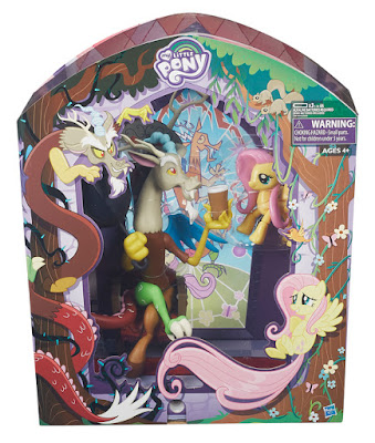 San Diego Comic-Con 2016 Exclusive My Little Pony Discord & Fluttershy Box Set by Hasbro