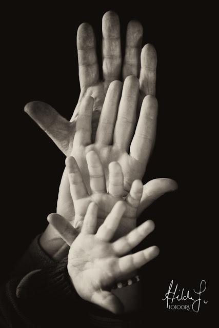 Familiens hender
