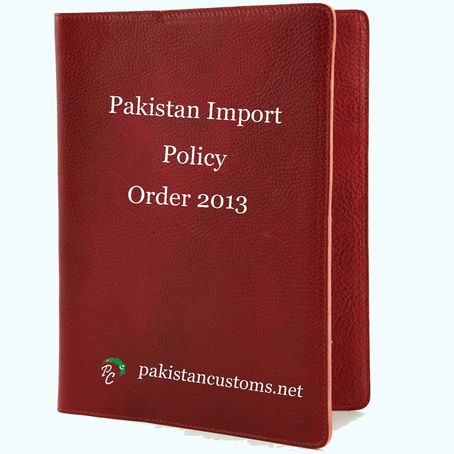 Import Policy Order 2006 To 2013