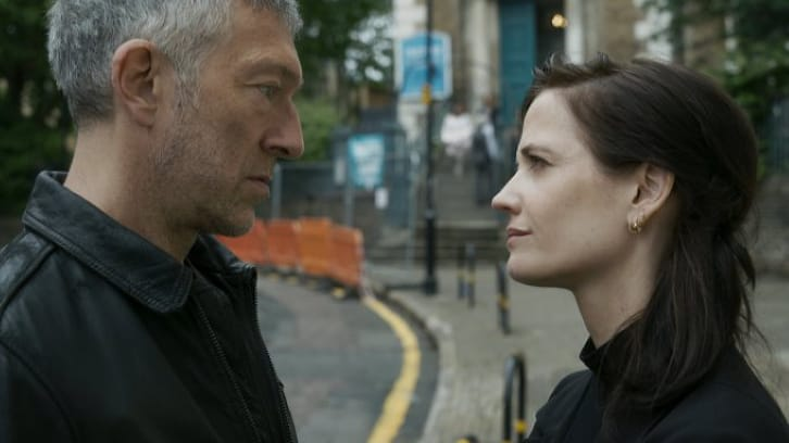 Liason - Ordered to Series by AppleTV Starring Vincent Cassel and Eva Green