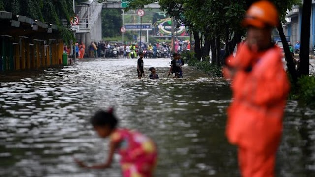 Jakarta Banjir Lagi, PLN Padamkan Listrik Sejumlah Wilayah di DKI