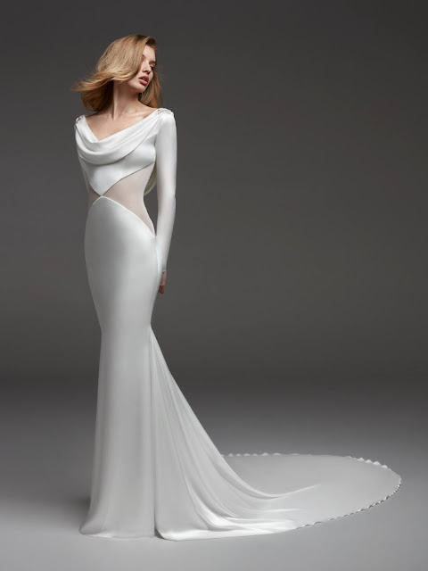 K'Mich Weddings - wedding planning - wedding dresses - carmin - pronovias - fall 2019 collection