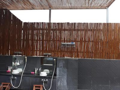 東屋ホテル ハノイの露天風呂