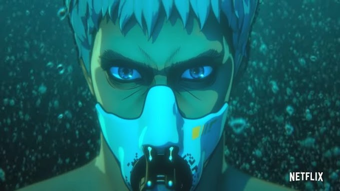Netflix presenta el trailer de la serie Anime de Altered Carbon