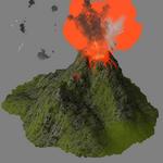 volcano in spanish