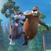 [Reseña cine] Animales en apuros (Two Tails): Animación de origen ruso para los más pequeños