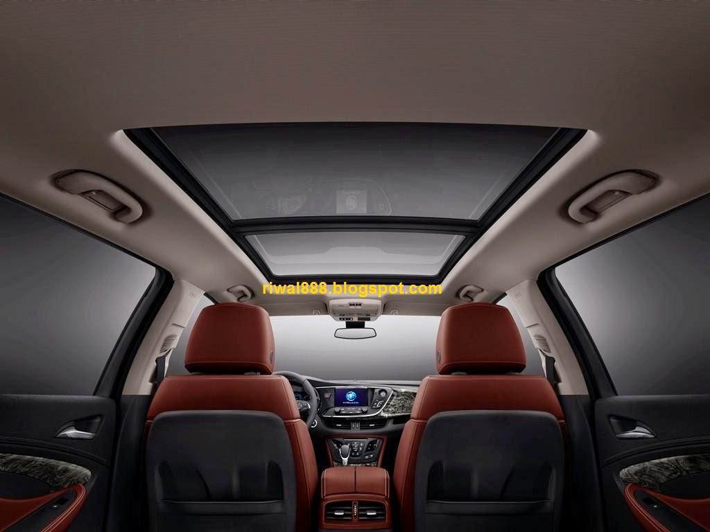 Riwal888 - Blog: !NEW! Buick Envision SUV: Interior Photos ...
