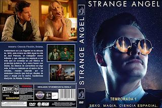 CARATULA - [SERIE DE TV] STRANGE ANGEL - TEMPORADA 1 - 2018