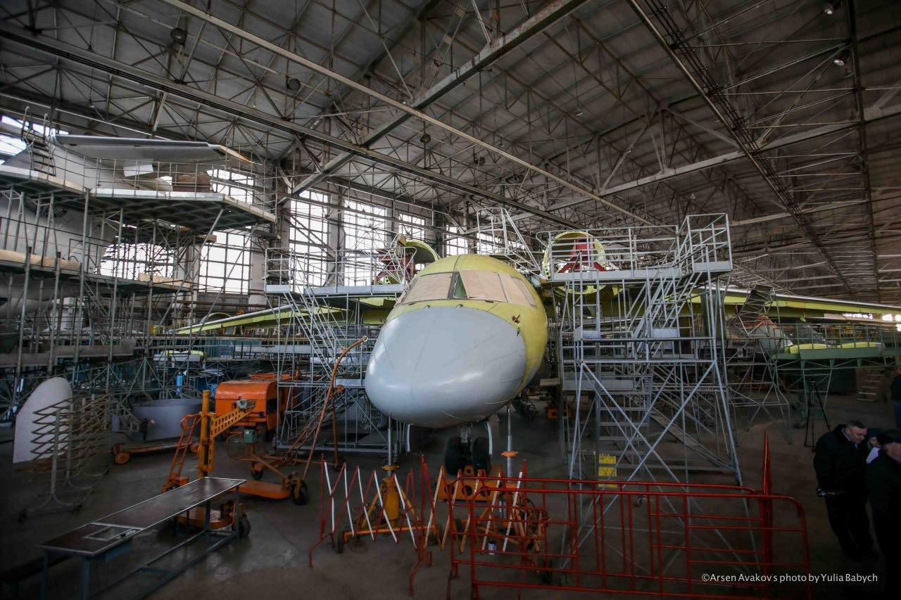 МВС планує закупити 13 літаків Антонов