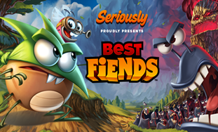Download Best Fiends MOD APK v5.2.2 for Android Hack Unlimited Diamonds Update Terbaru 2018