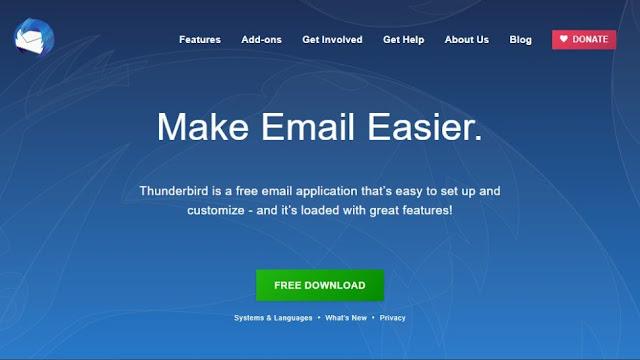 أفضل تطبيق بريد إلكتروني لنظام التشغيل ويندوز 10