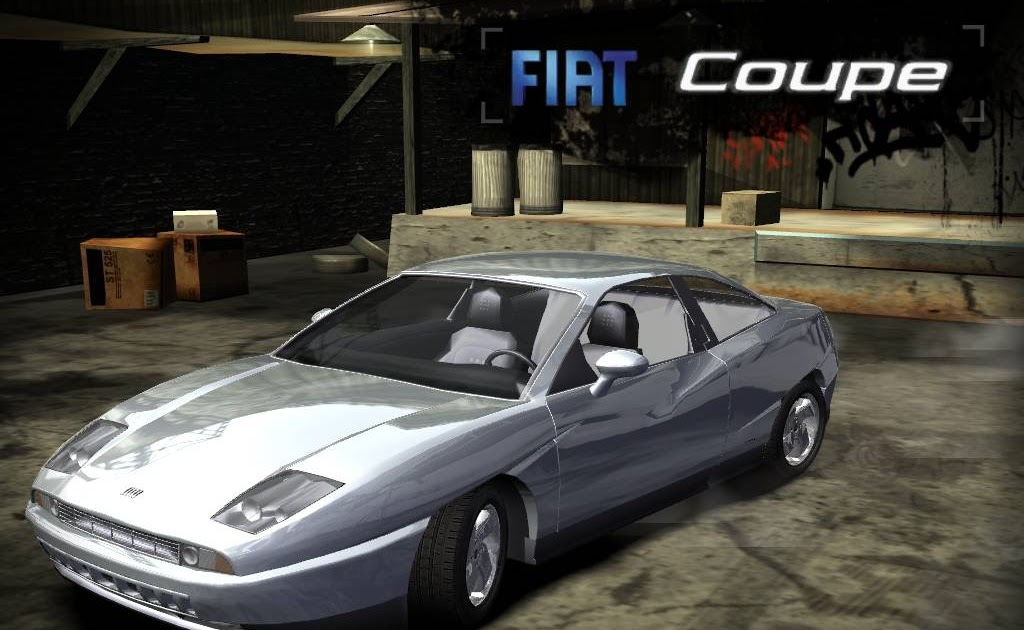 Land Rover Marin >> NFS Cars MOD: NFS MOST WANTED - FIat COUPE