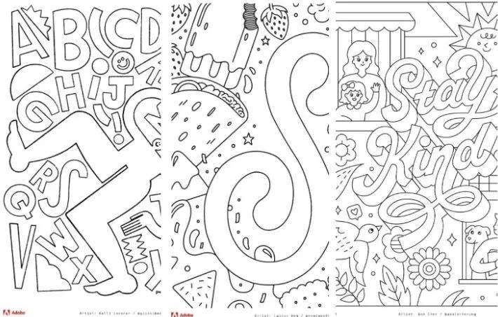 Download Buku Mewarnai Dari Adobe Gratis Adobe Coloring Book Brankaspedia Blog Ulasan Teknologi
