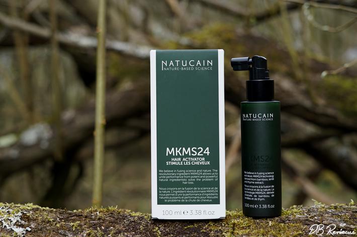 Natucain MKMS24 Hair Activator