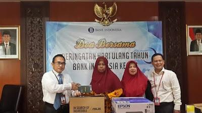 Peran Bank Indonesia dalam Pengembangan UMKM