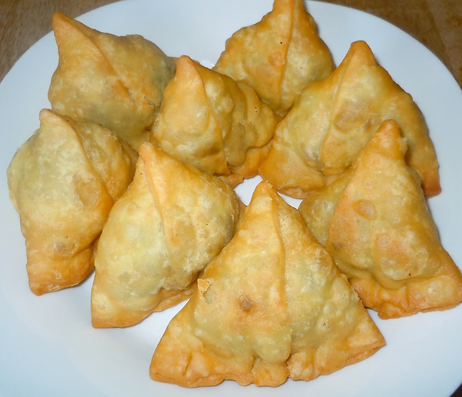 Samosa Recipe — Dishmaps
