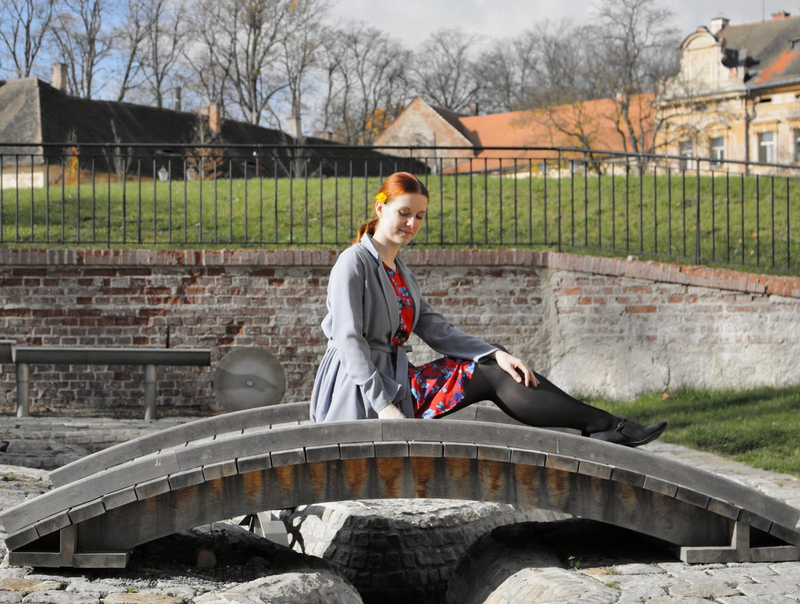 klášter teplá, lucie srbová, style without limits, česká blogerka, travel blogger