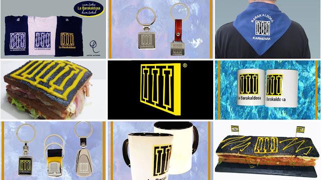 Productos con la marca comercial La Barakaldosa