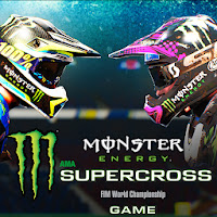 Monster Energy Supercross Game Apk Game for Android