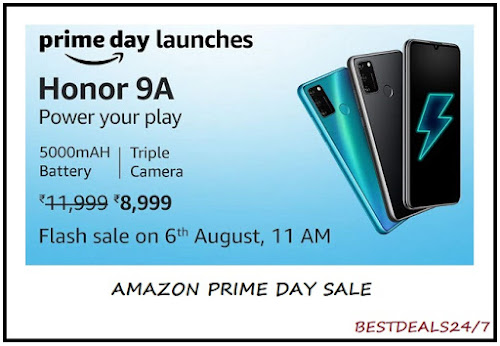 Amazon Prime Day Sale (6-7 Aug 2020)