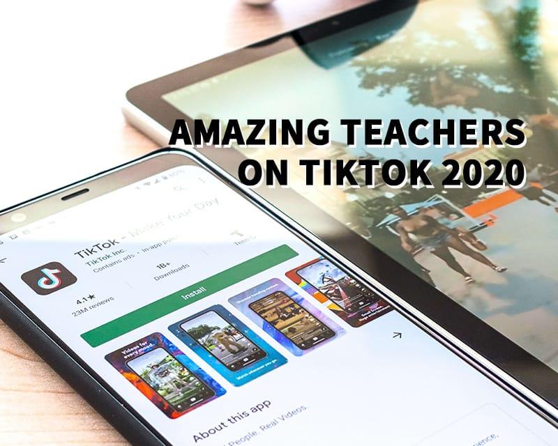 Amazing Teachers on Tiktok 2020