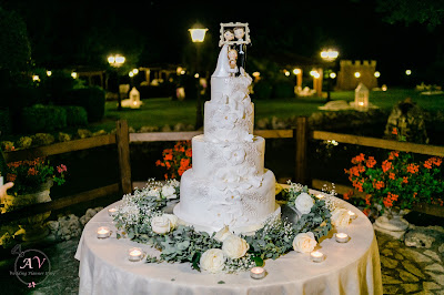 wedding cake roma