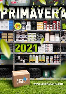 Catálogo primavera 2021 Eureka Parts