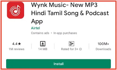 gana downloading karne wala apps