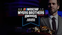 #NASCAR NMPA Myers Brothers Awards