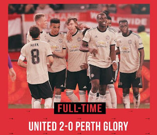 Manchester United vs Perth Glory 2-0 Video Gol & Highlights