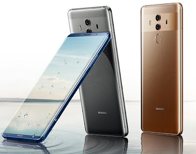 Huawei Mate 10 Pro with FullView OLED 18:9 display, Dual Rear Camera goes official
