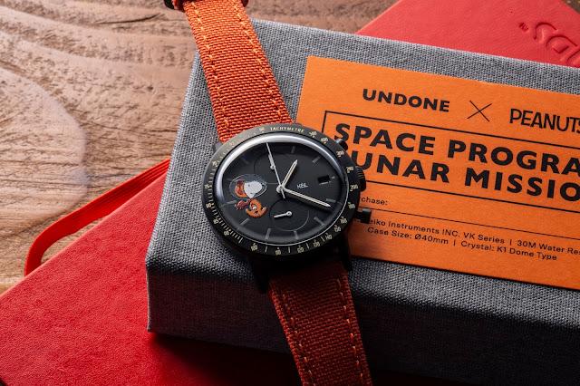 Undone x Peanuts Lunar Mission