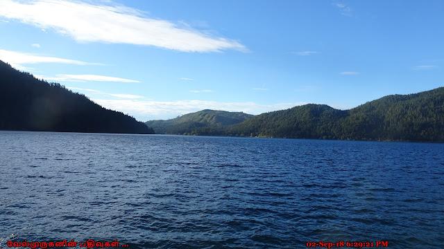 Lake Crescent Washington