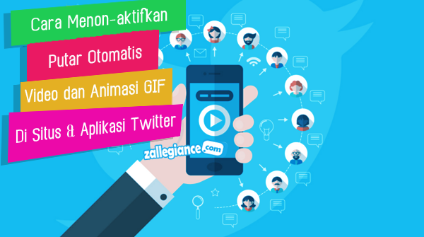 Cara Menghentikan Video Putar Otomatis Pada Twitter