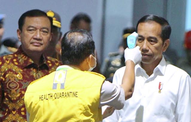 Situasi Tak Kunjung Membaik, Jokowi Ingatkan Potensi Indonesia Lockdown